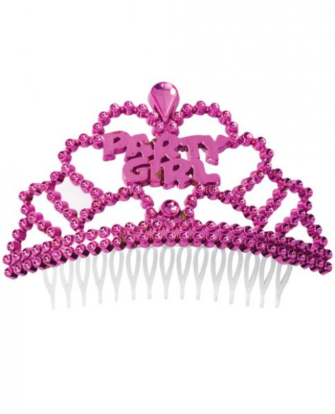 Mini Party Girl Tiara 6 Pack