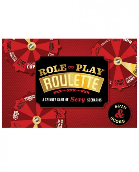 Role Play Roulette Spinner Game Of Sexy Scenarios