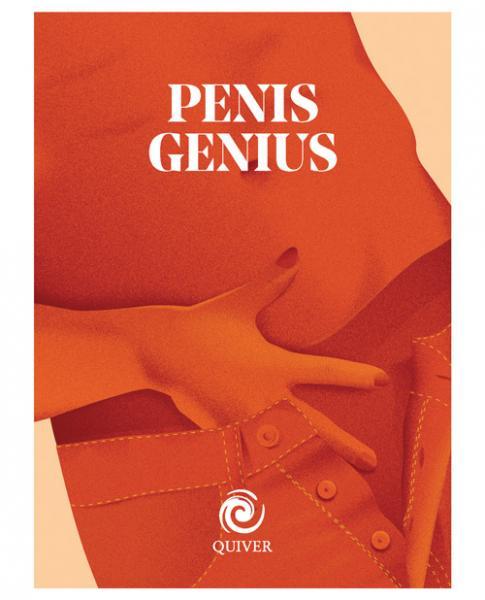 Penis Genius Mini Book by Jordan LaRousse, Samantha Sade