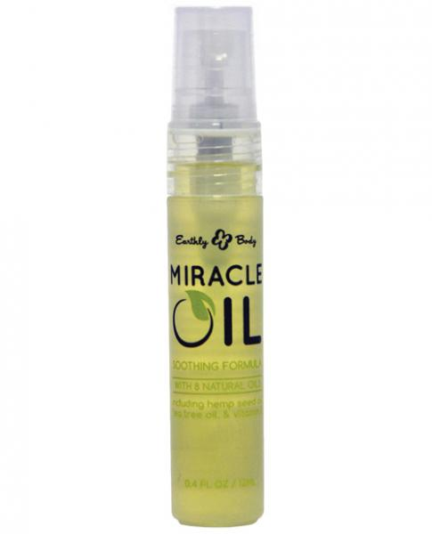 Earthly Body Miracle Oil Mini Spray .4oz