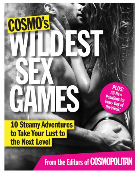 Cosmo's Wildest Sex Games Cards