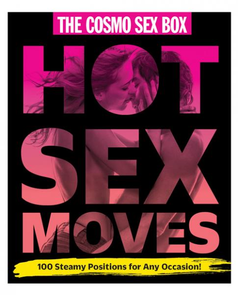 The Cosmo Sex Box Of Hot Sex Moves 100 Sex Positions