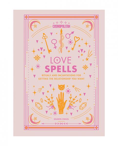 Cosmopolitan Love Spells Book by Shawn Engel