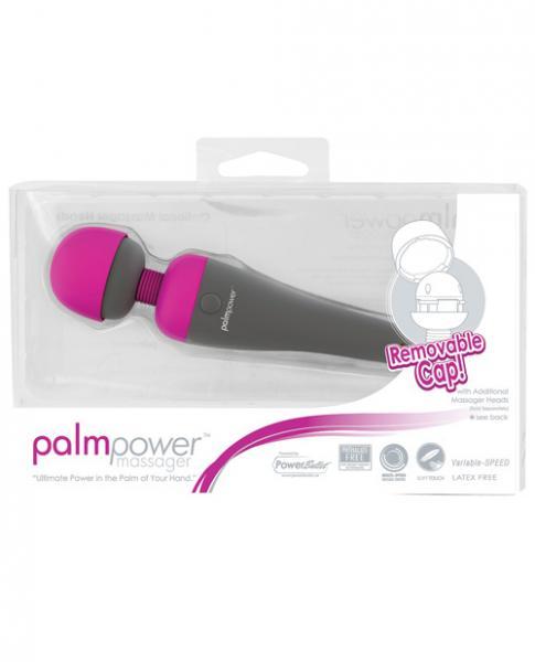 Palm Power Massager - Pink