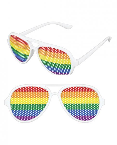 Pinhole Glasses Rainbow