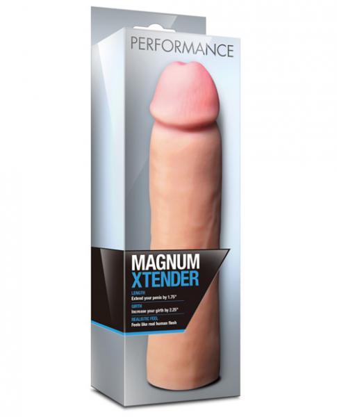 Performance Magnum Xtender Beige Penis Extension