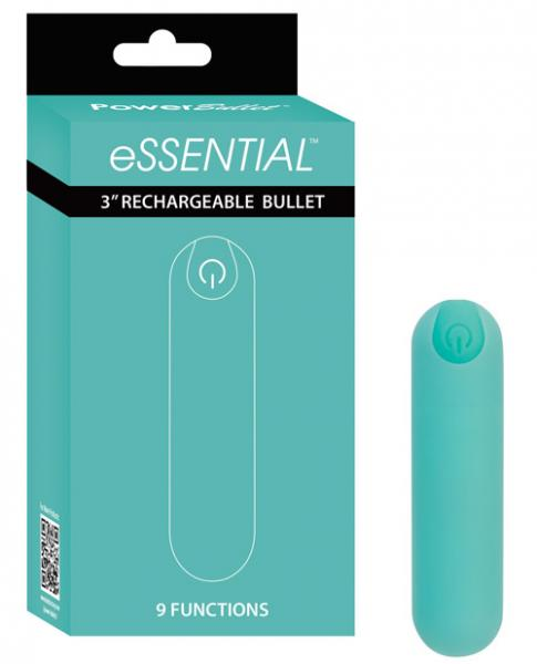 Essential Power Bullet - Teal