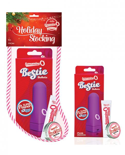 Screaming O 2019 Holiday Stocking Kit