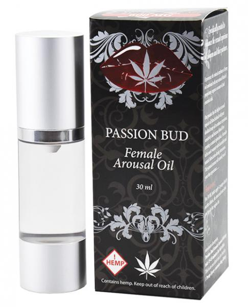 Passion Bud Female Arousal Oil - 30ml