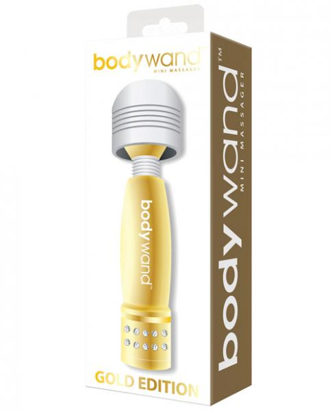 Bodywand Mini Massager Gold