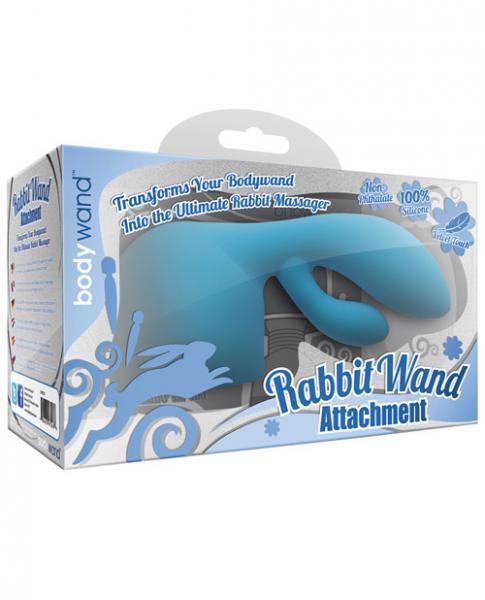 Bodywand Rabbit Wand Attachment Blue