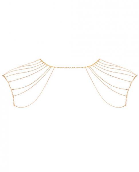 Magnifique Shoulder Jewelry Gold