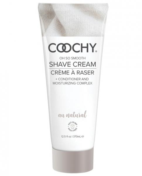 Coochy Shave Cream Au Natural 12.5oz