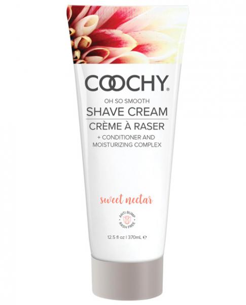 Coochy Shave Cream Sweet Nectar 12.5oz