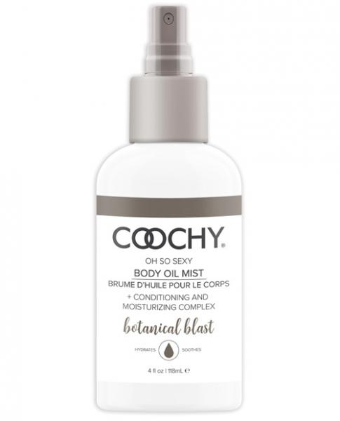 Coochy Body Oil Mist Botanical Blast 4oz