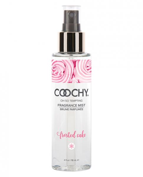 Coochy Fragrance Mist Frosted Cake 4 fluid ounces
