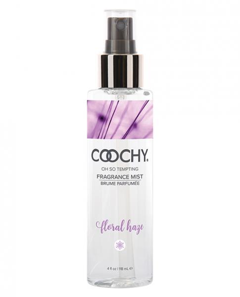 Coochy Fragrance Mist Floral Haze 4 fluid ounces