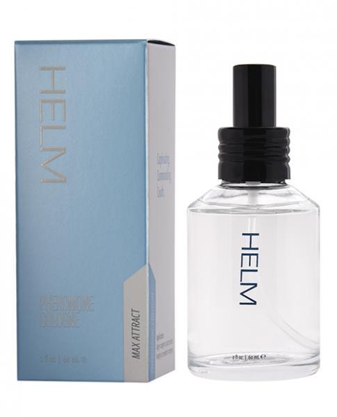 Max Attract Helm Pheromone Cologne 2 fluid ounces