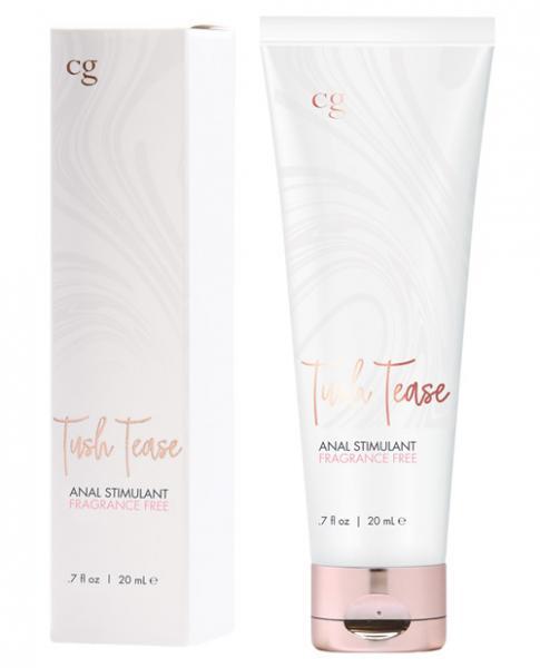 CG Tush Tease Anal Stimulant Fragrance Free .7oz