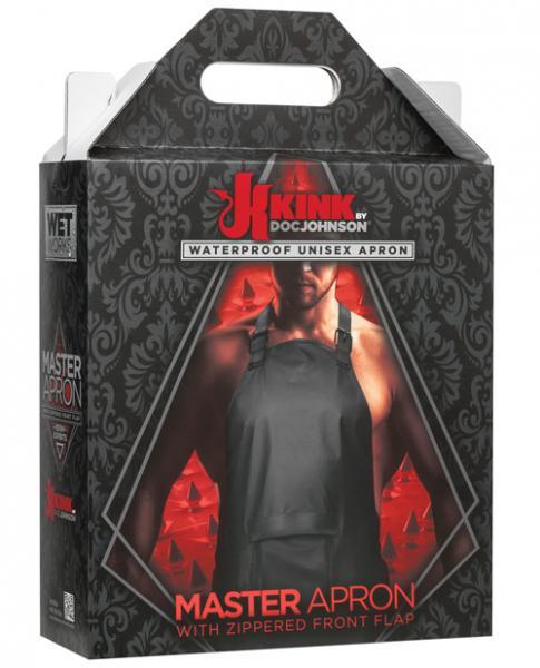 Kink Wet Works Unisex Master Apron Black O/S