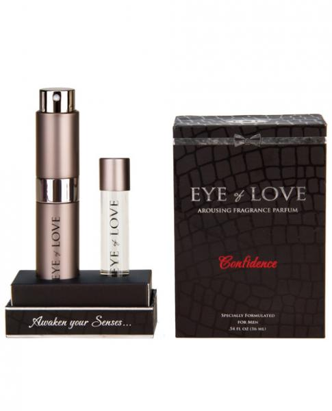 Eye Of Love Confidence Arousing Pheromone Parfum & Refill 16ml