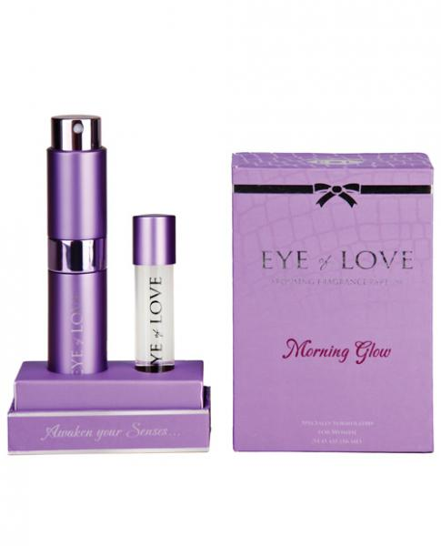 Eye Of Love Morning Glow Arousing Pheromone Parfum & Refill .54oz