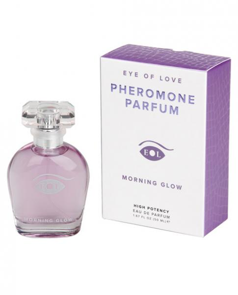 Eye Of Love Morning Glow Pheromone Parfum Deluxe 1.67oz