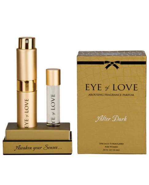 Eye Of Love After Dark Arousing Pheromone Parfum & Refill .54oz