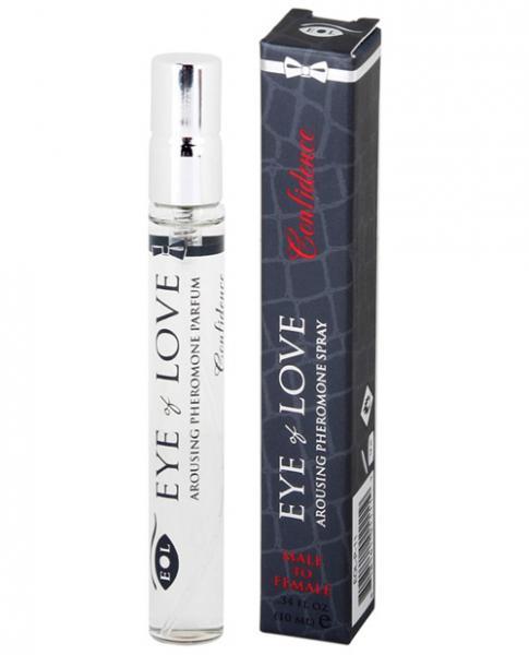Eye Of Love Confidence Arousing Pheromone Parfum .34oz