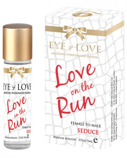 Eye Of Love Pheromone Roll On Perfume Female Seduce .17oz