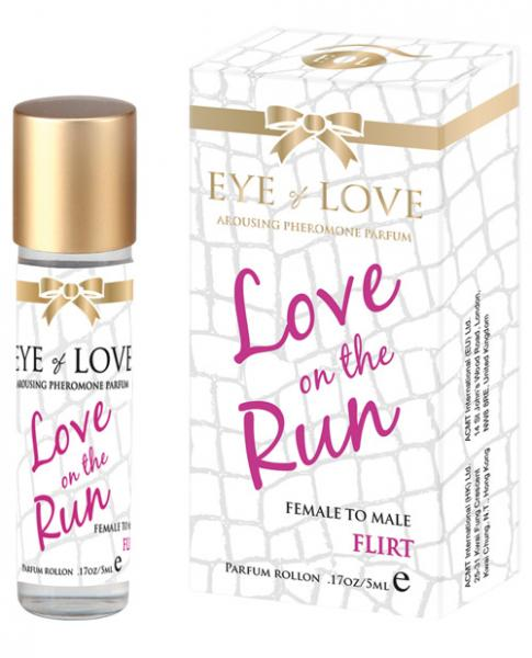 Eye Of Love Pheromone Roll On Female 5ml Flirt