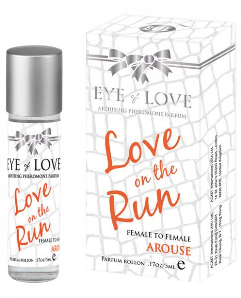 Eye Of Love Pheromone Roll On Female 5ml Arouse
