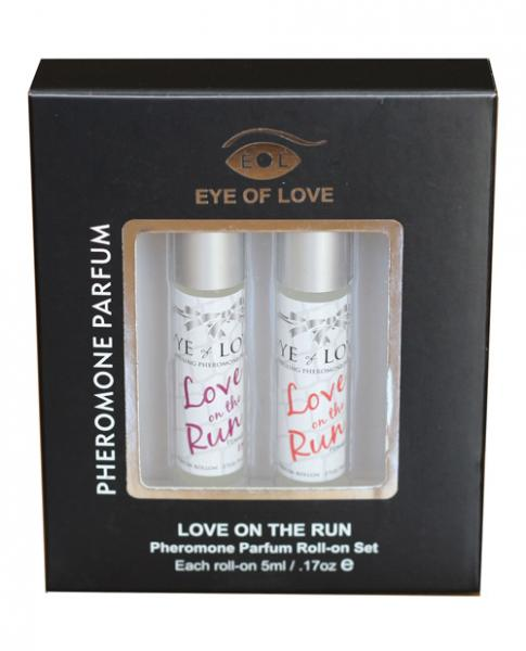 Eye Of Love Female To Female Pheromone Roll On Set Of 2