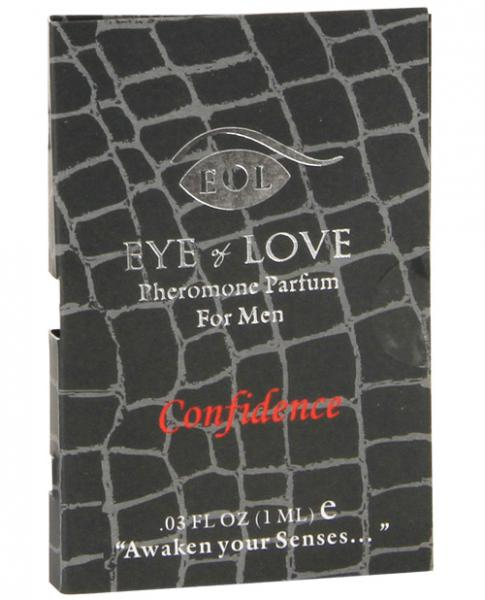 Eye Of Love Pheromone Perfume Sample 1ml Confidence