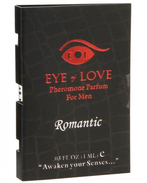Eye Of Love Pheromone Perfume Sample 1ml Romantic