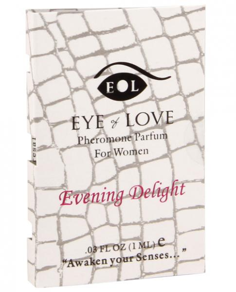 Eye Of Love Pheromone Perfume Sample 1ml Evening Delight