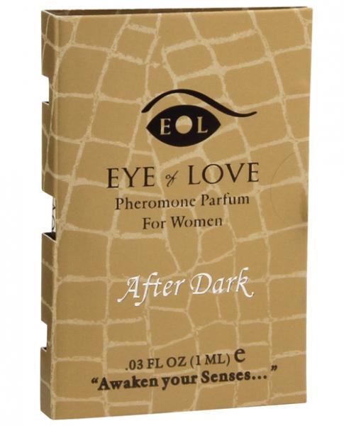 Eye Of Love Pheromone Perfume Sample 1ml After Dark