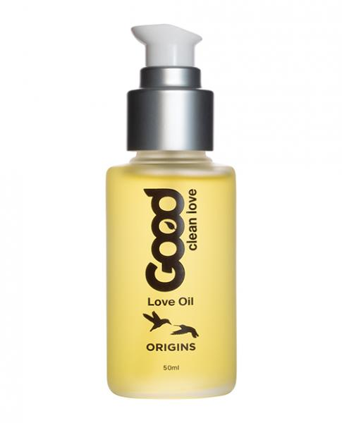 Good Clean Love Origins Love Oil 1.69 fluid ouncesl