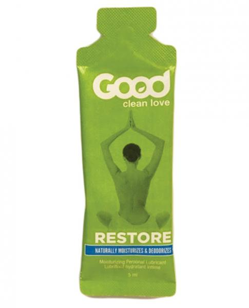 Good Clean Love Restore Lubricant 5 ml Foil