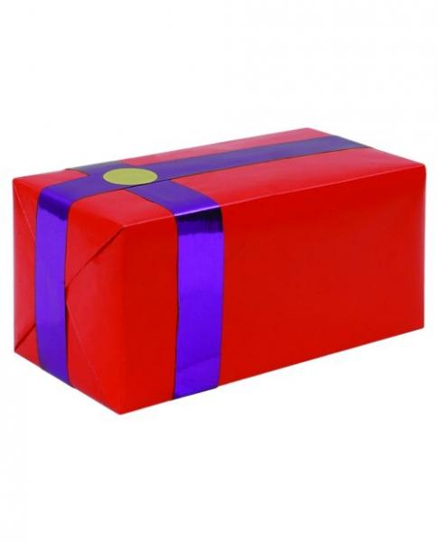 Gift Wrapping For Your Purchase Red Purple Ribbon Extra Day To Ship