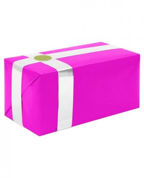 Gift Wrapping For Your Purchase Hot Pink White Ribbon Extra Day To Ship