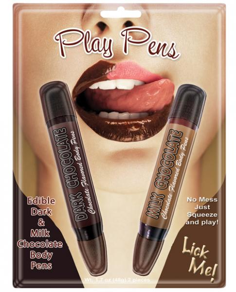 Play Pens Edible Chocolate Play Pens 2 Pack