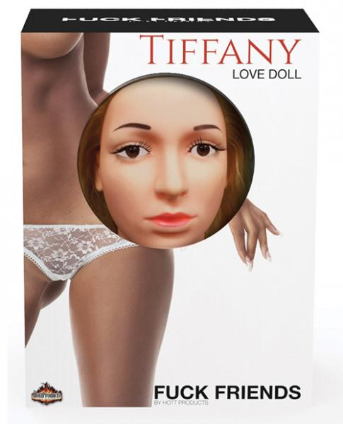 F*ck Friends Tiffany Love Doll Triple Entry