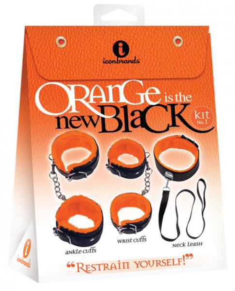 Orange Is The New Black Kit #1 Restrain Yourself