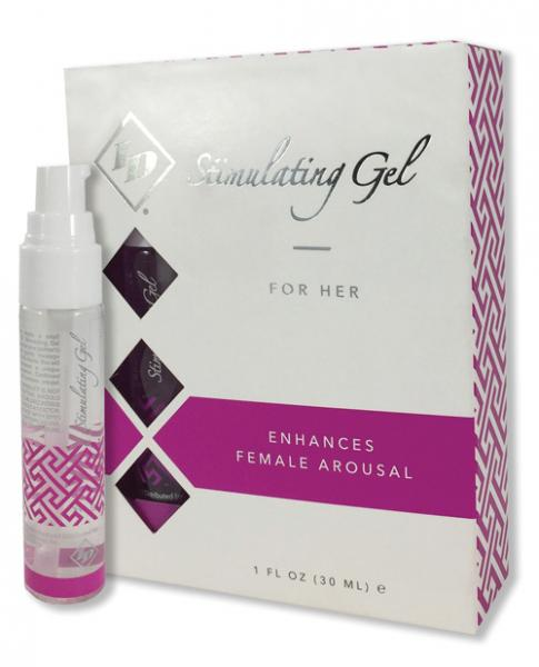 ID Stimulating Gel For Her Enhances Female Arousal 1oz