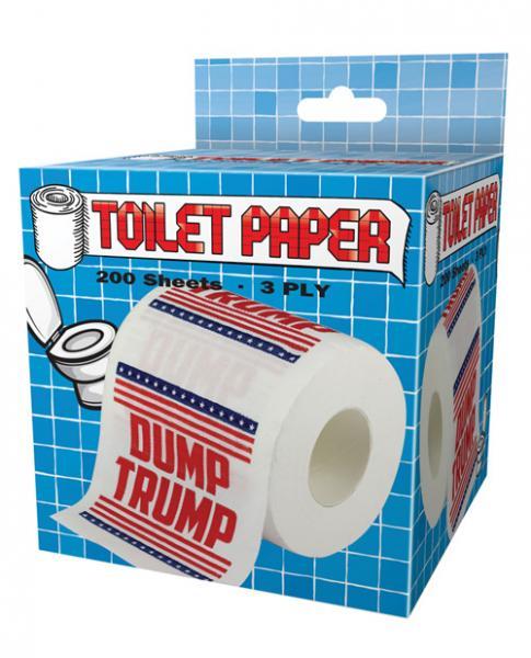 Dump Trump Toilet Paper