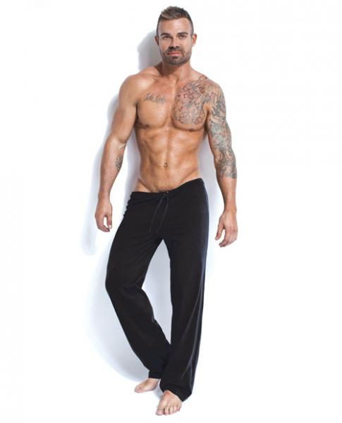 Jack Adams Relaxed Pants Black Medium