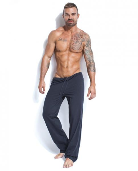 Jack Adams Relaxed Pants Charcoal Small