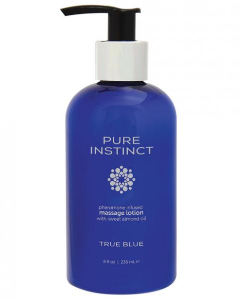 Pure Instinct Pheromone Massage Lotion 8oz