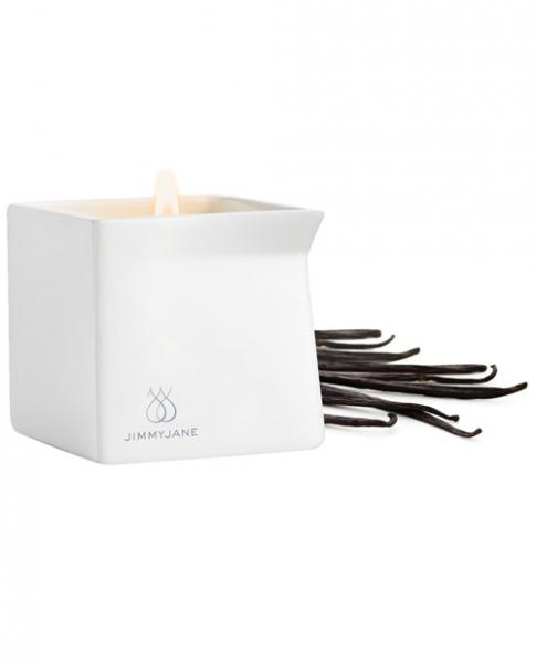 Afterglow Natural Massage Candle Dark Vanilla
